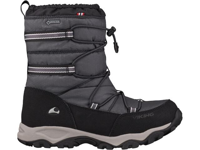Viking Footwear Tofte GTX Buty zimowe Dzieci, black/charcoal